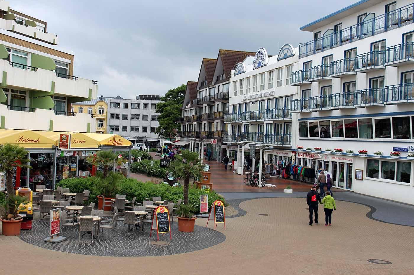 Ferienwohnung Knechtsand in Cuxhaven-Duhnen