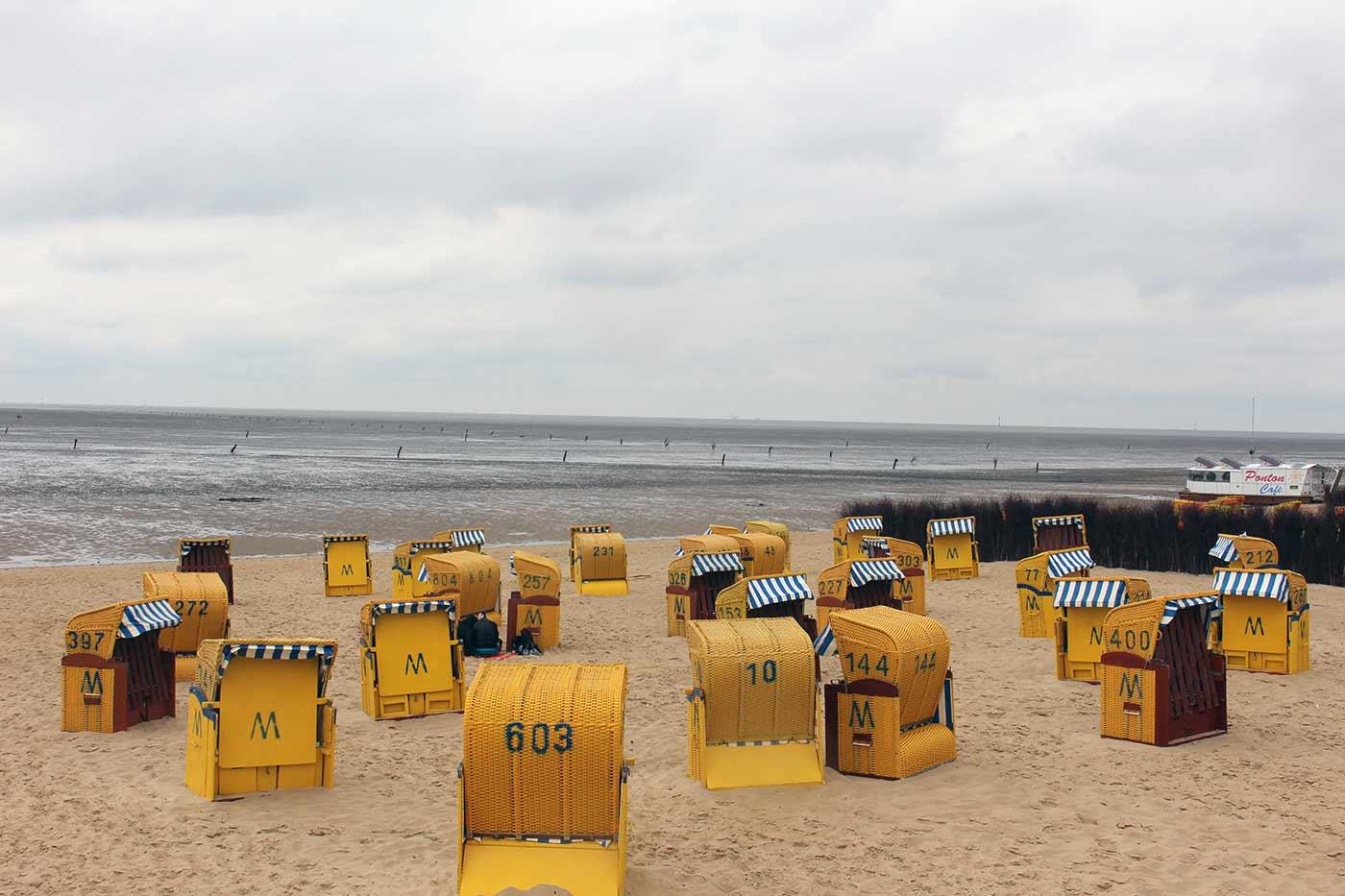 Strand Duhnen